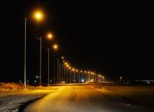آغاز طرح پیک سایی با نصب لامپهای( LED )درروشنایی معابرشهرک پردیس سنندج کلید خورد